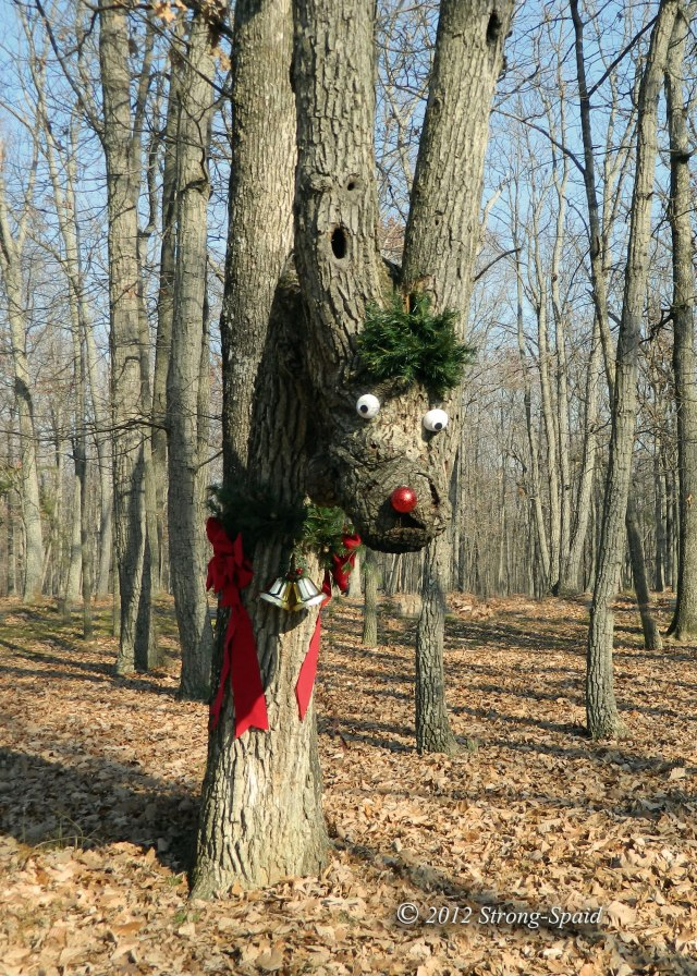 Tree-Reindeer
