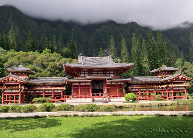 Byodo-In-Temple