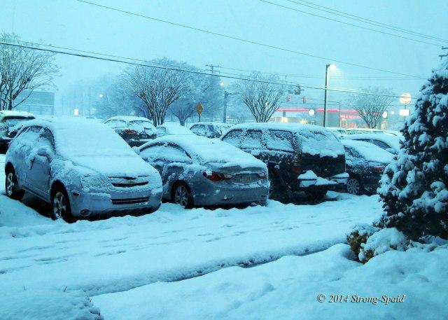snowed-in