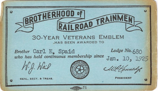 Brotherhood-Trainmen-Card