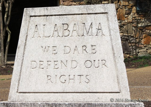 Alabama-Defends