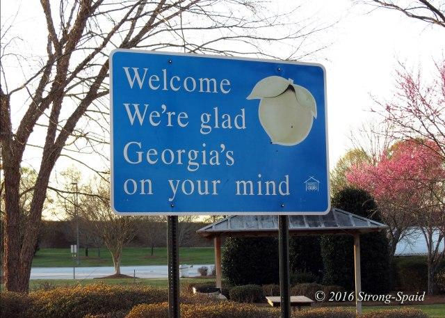 Georgia-Welcome