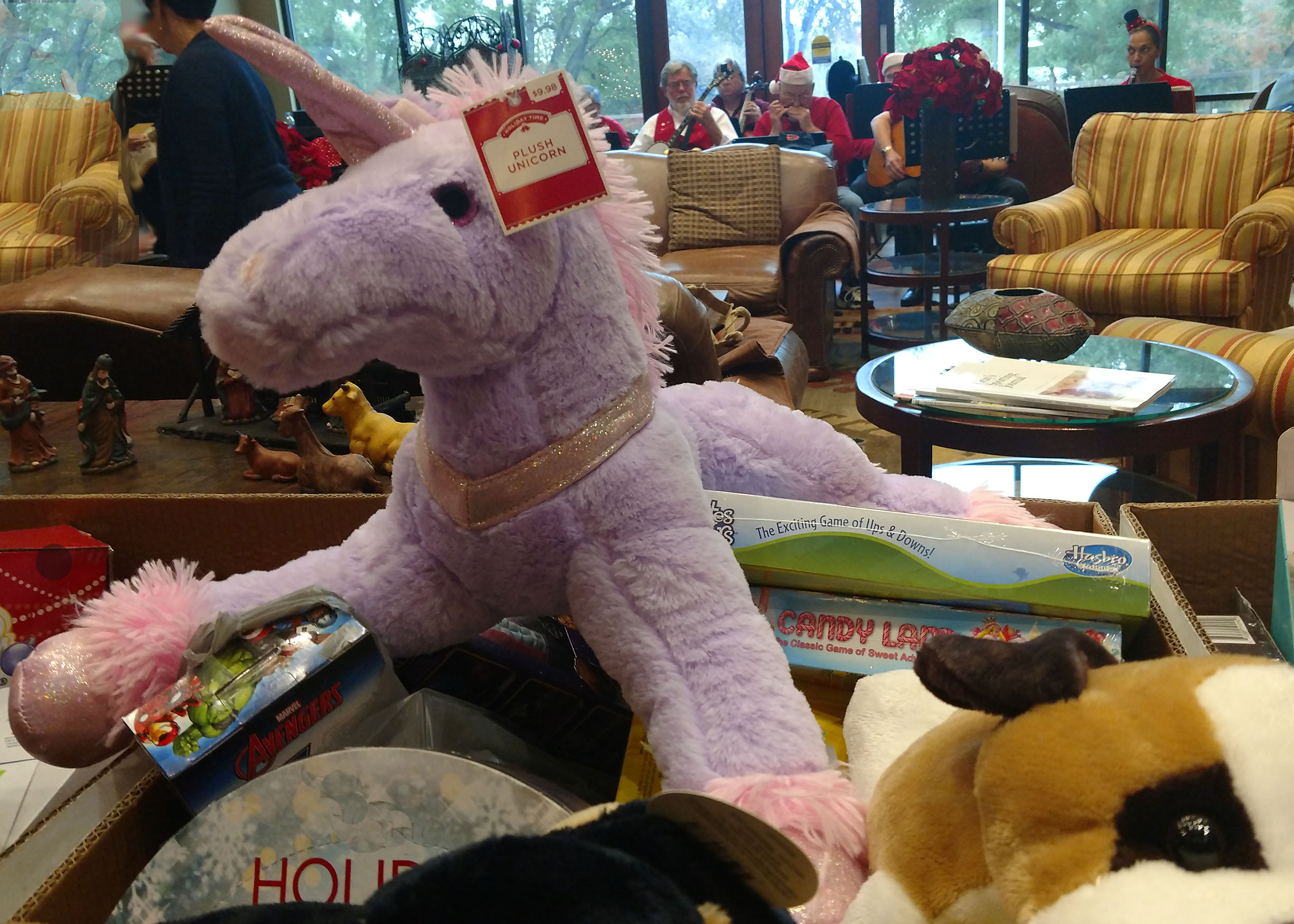 Marine Corps Reserves Toys for Tots_2