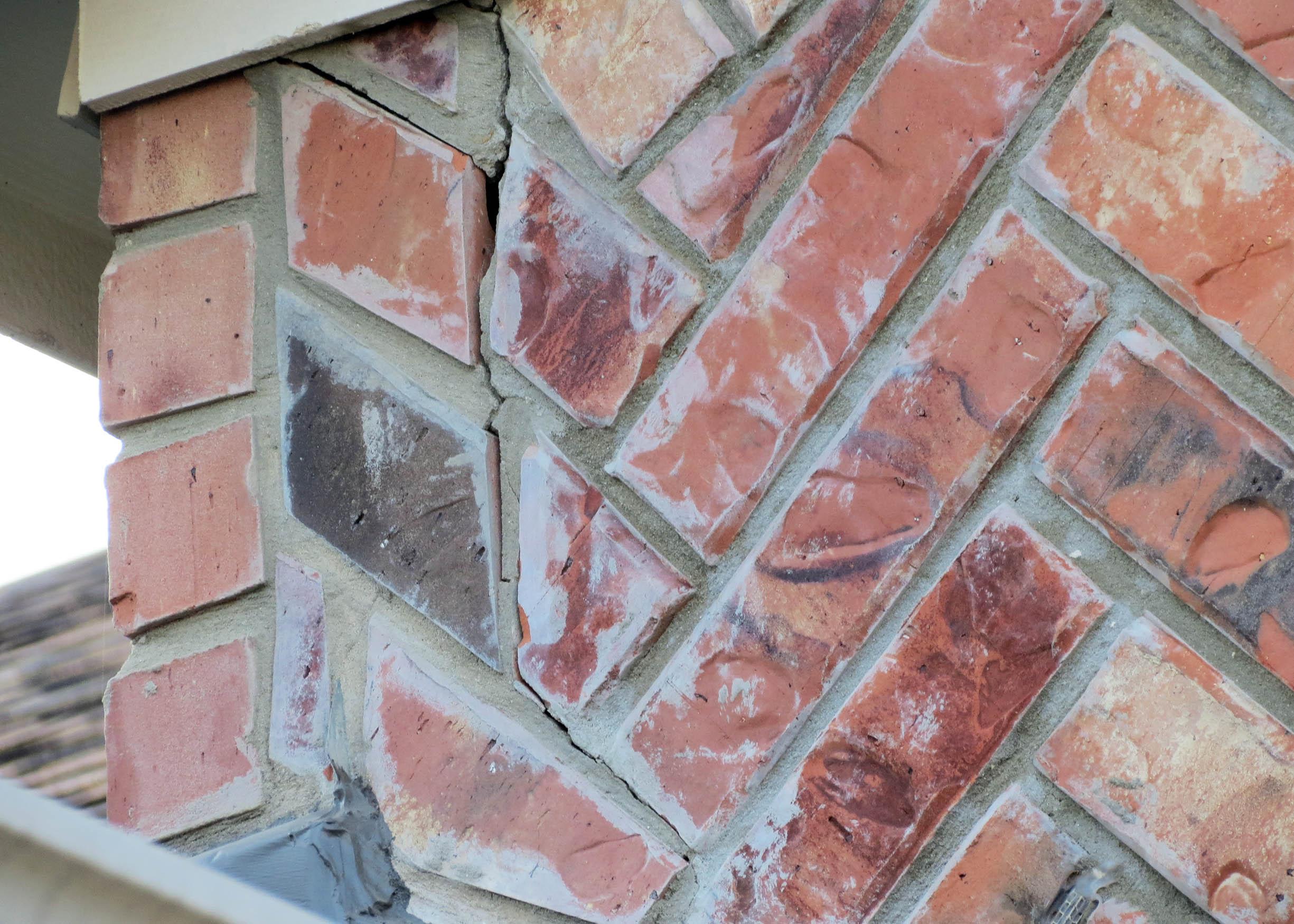 May 25, 2017 disintegrating brickwork
